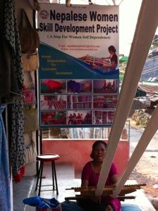 Nepelese Women Skill Development Project   Suzi Richer